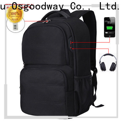 Osgoodway business laptop backpack directly sale for business traveling