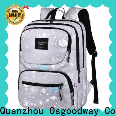 Osgoodway trendy work backpack factory price for school