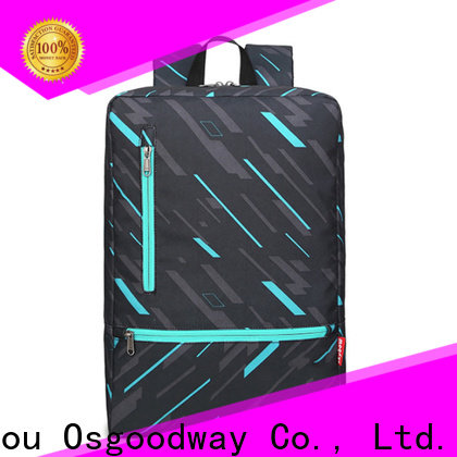 Osgoodway custom print backpack design for daily life