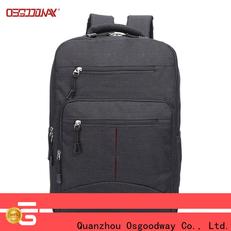 Osgoodway water resistant backpack online for travel