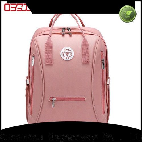 durable baby boy diaper bags easy to carry for picnic