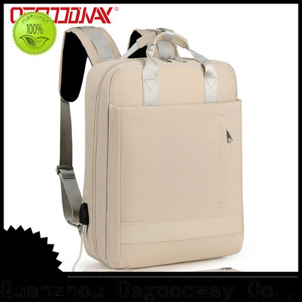 durable travel laptop backpack wholesale for business traveling