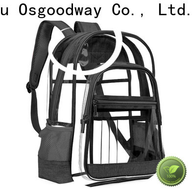 Osgoodway water resistant backpack online for school