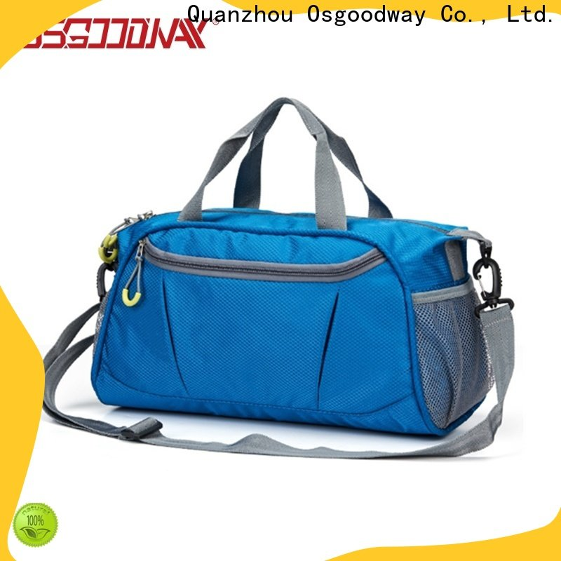 Osgoodway good quality sports duffle bag with Multi-pockets for sport