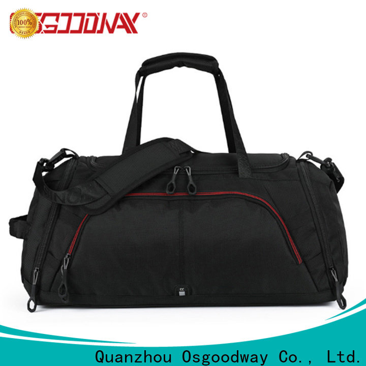 Osgoodway weekend duffle bag design for fitness