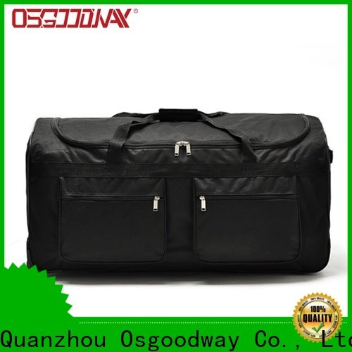 waterproof baseball duffle bag with Multi-pockets for travel