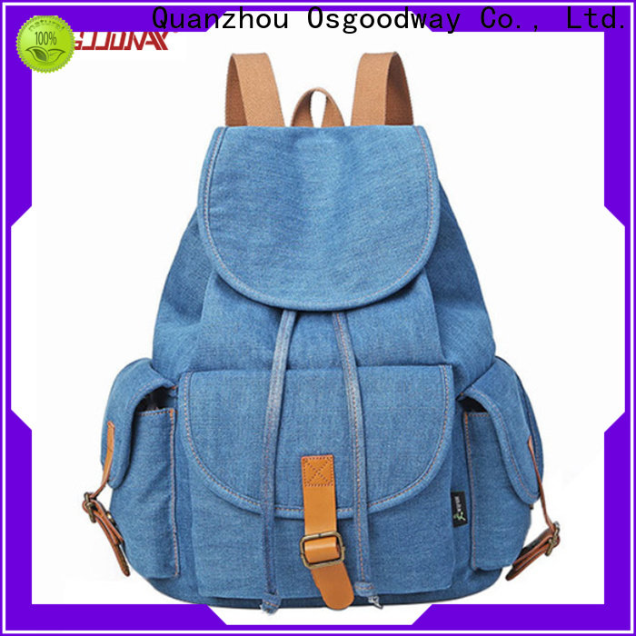 Osgoodway casual backpack for school factory price for daily life