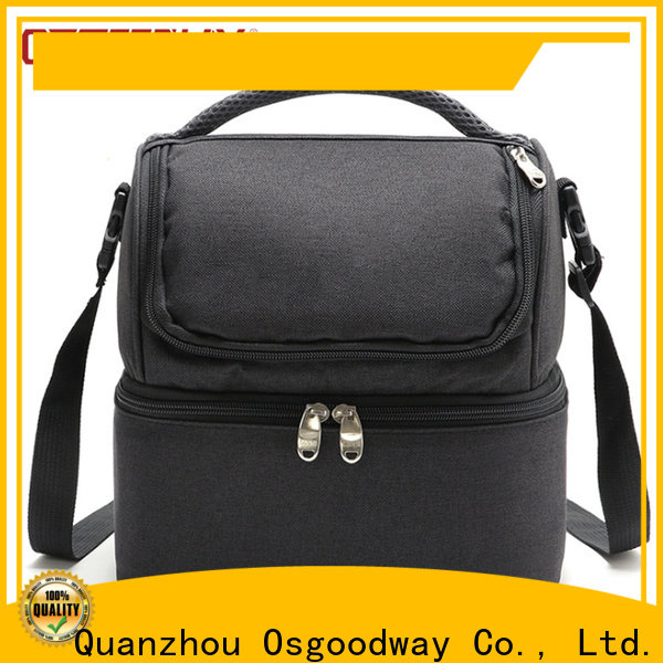 Osgoodway custom lunch box cooler bag keep food cold for picnic