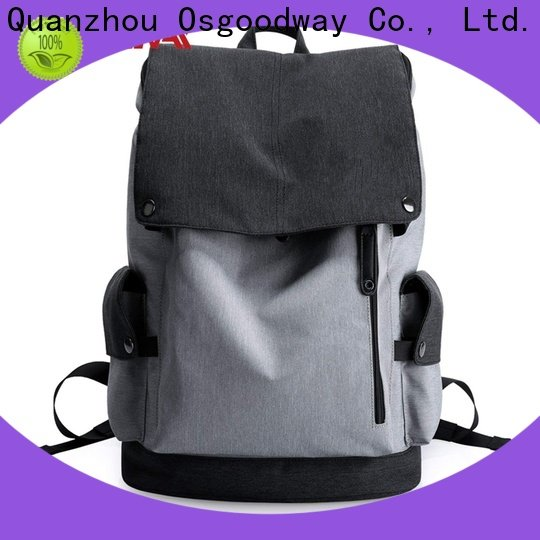 lightweight fashion backpack factory price for business traveling