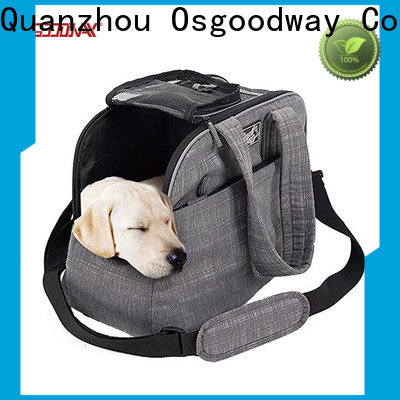 Osgoodway dog travel bag directly sale for pet