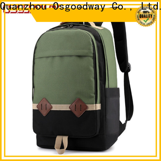 Osgoodway casual travelling backpack design for travel