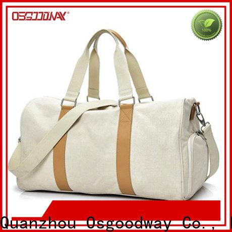 Osgoodway weekend duffle bag design for sport