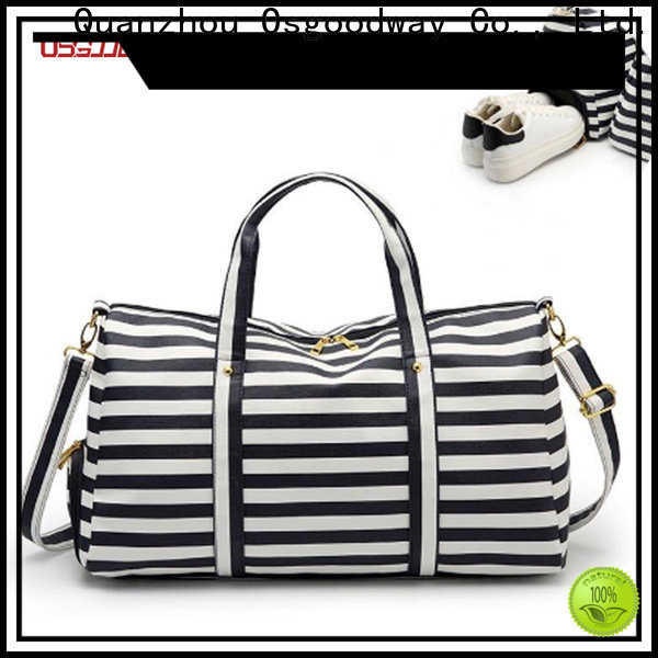 good quality sports duffle bag design for fitness