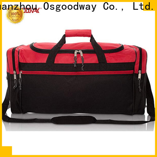 Osgoodway soccer duffle bag with Multi-pockets for travel