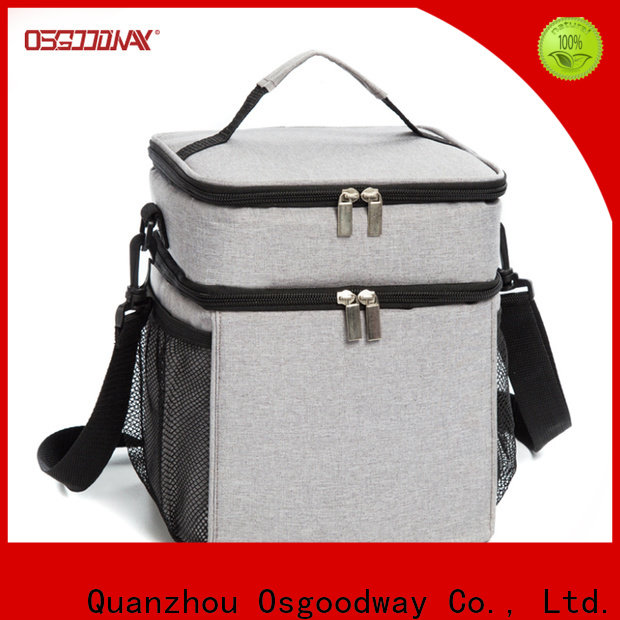 Osgoodway good quality portable cooler bag keep food warm for BBQs