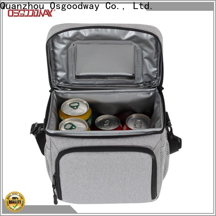 Osgoodway good quality food cooler bag supplier for BBQs