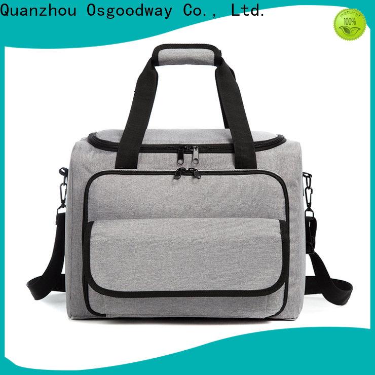 Osgoodway picnic cooler bag design for hiking