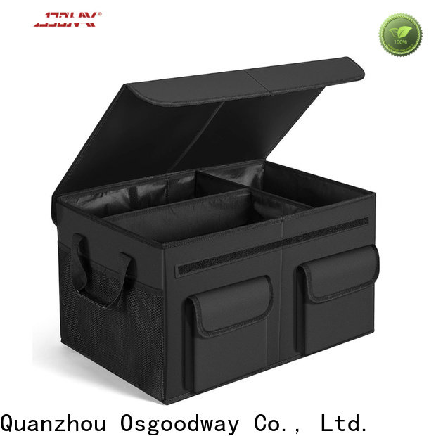 Osgoodway folding trunk organizer wholesale for truck