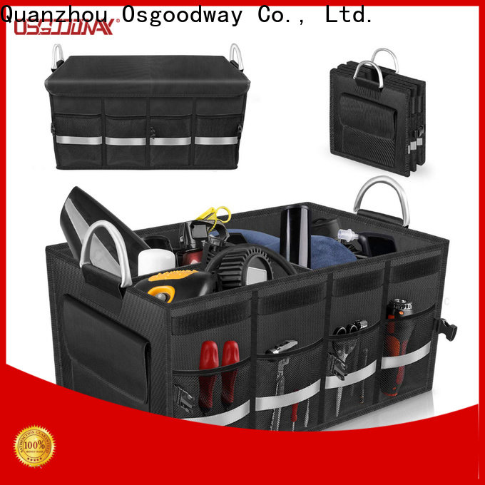 customized trunk organizer for groceries wholesale for minivan