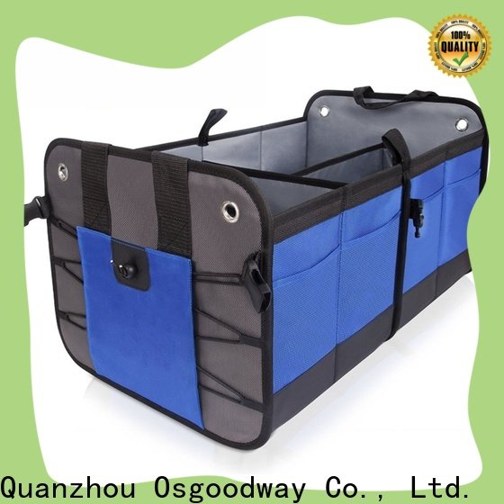 Osgoodway high quality jeep trunk organizer wholesale for minivan
