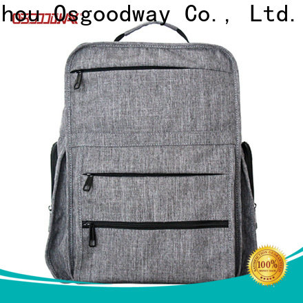 Osgoodway gym backpack design for daily life