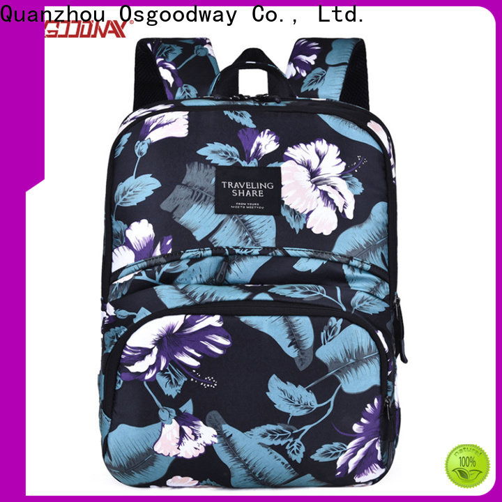 Osgoodway fashion backpack online for business traveling