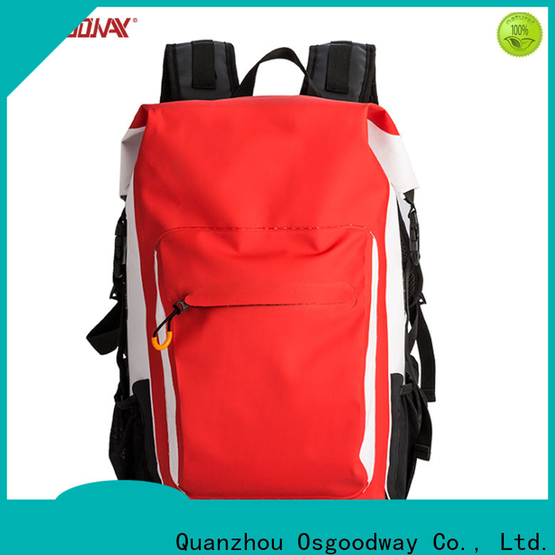 Osgoodway 50l dry bag easy cleaning for swimming