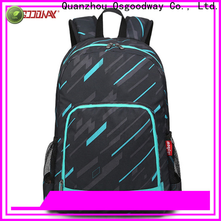 Osgoodway backpack rucksack design for daily life