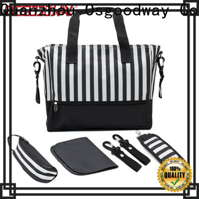 Osgoodway diaper bag company manufacturer for mom