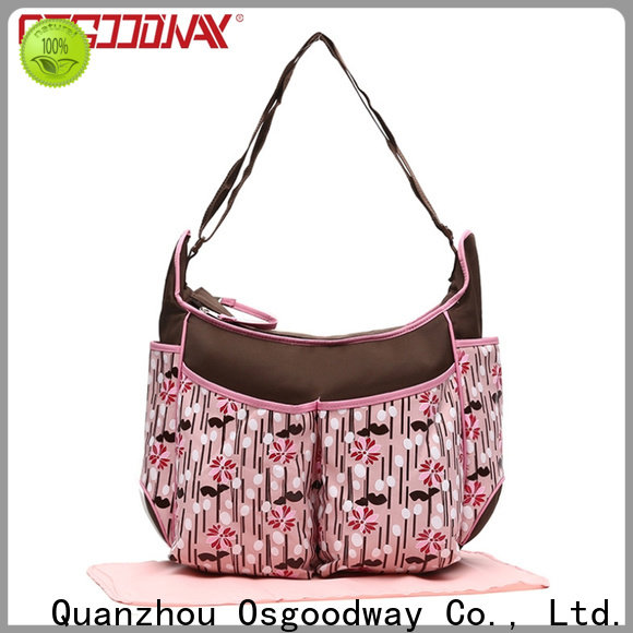durable backpack baby diaper bag wholesale for baby care