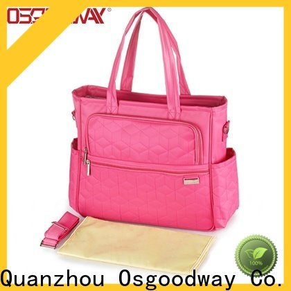 Osgoodway baby diaper bag easy to carry for baby care
