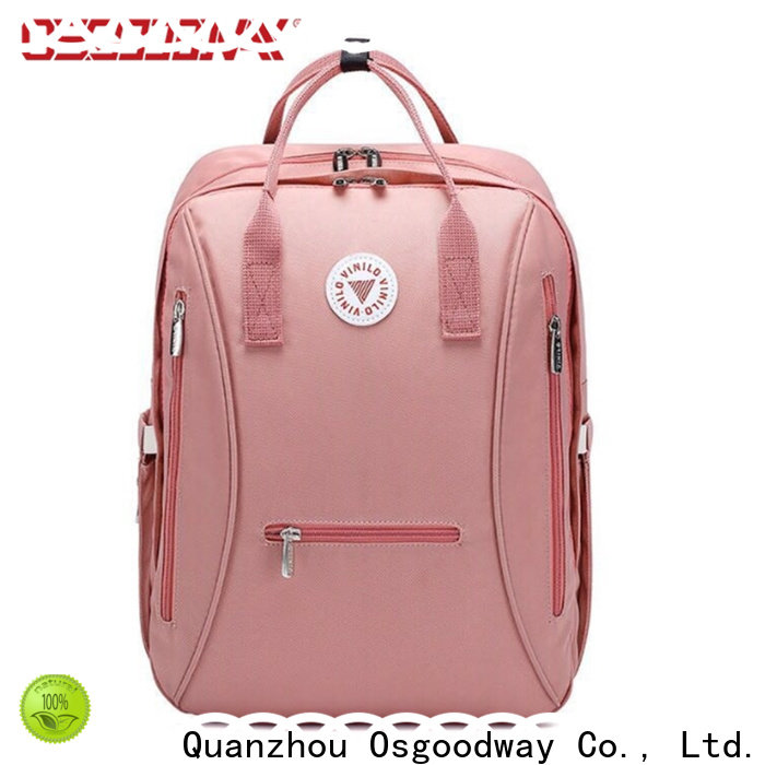 Osgoodway practical stylish diaper bags manufacturer for baby care