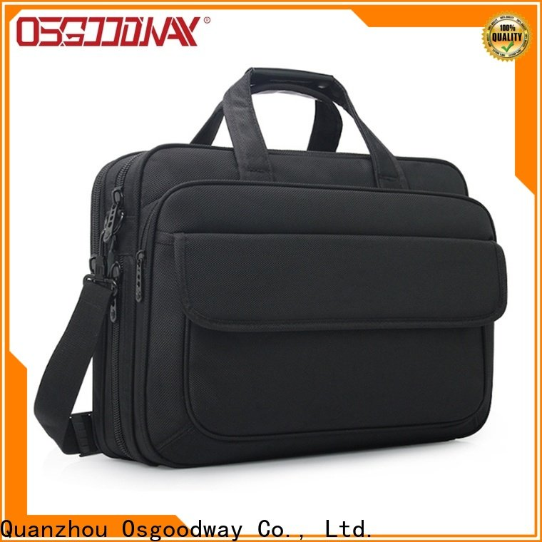 Osgoodway laptop backpack anti theft supplier for business traveling