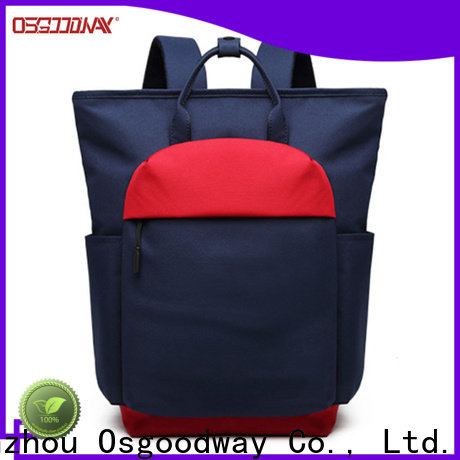 Osgoodway trendy wholesale backpacks factory price for travel