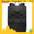 waterproof nylon backpack design for business traveling