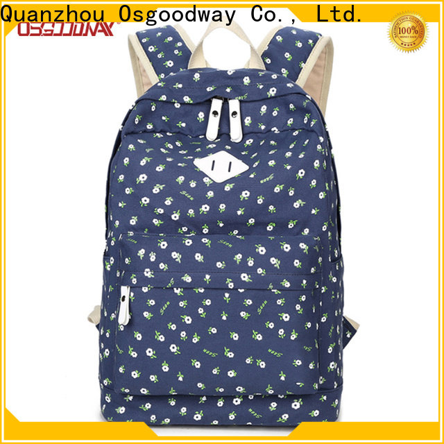 casual backpack bags factory price for business traveling