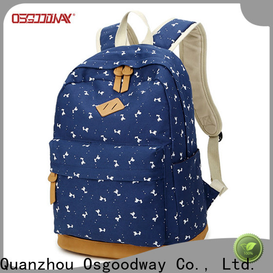 Osgoodway waterproof lightweight backpack online for business traveling