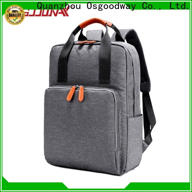 Osgoodway lightweight laptop backpack wholesale for business traveling