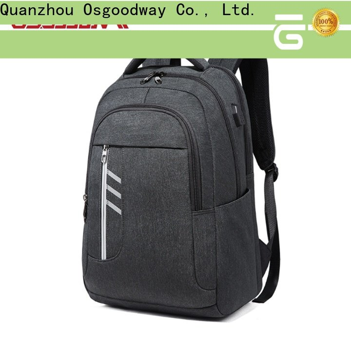 Osgoodway hot sale laptop backpack for girls from China for work