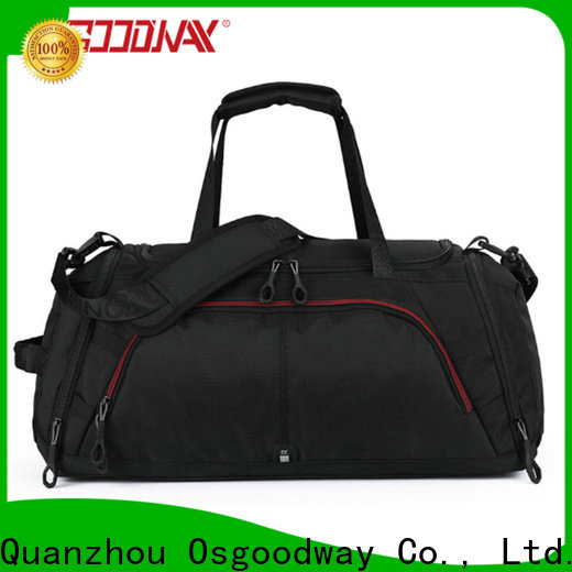 Osgoodway good quality weekend duffle bag design for sport