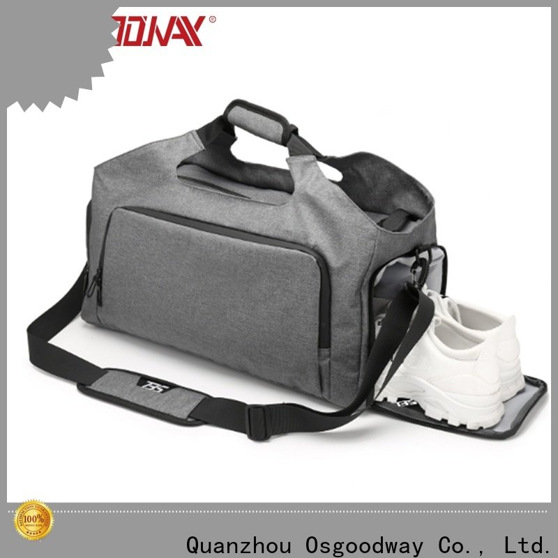 Osgoodway football duffle bag supplier for fitness