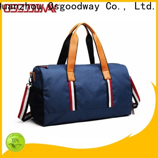 adjustable china bag factory with Multi-pockets for fitness