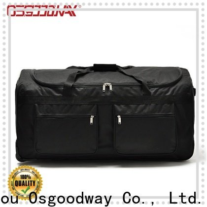 Osgoodway football duffle bag design for fitness