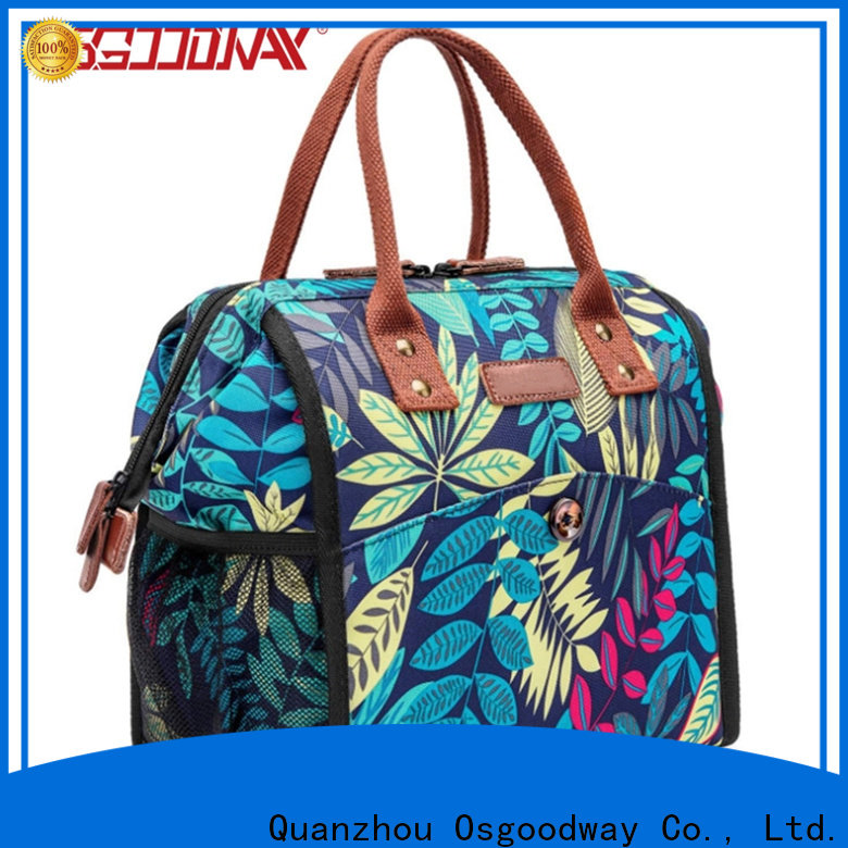 Osgoodway best cooler bag supplier for BBQs
