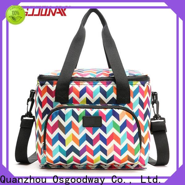Osgoodway professional large cooler bag design for picnic