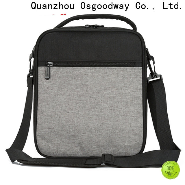 Osgoodway leak-proof ice cooler bag supplier for camping