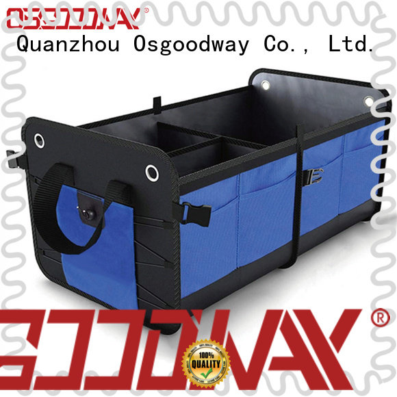 Osgoodway cargo jeep trunk organizer supplier for jeep