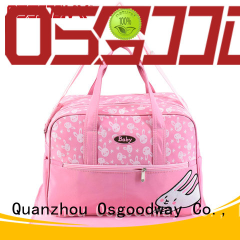 Osgoodway pieces canvas diaper backpack wholesale for mom