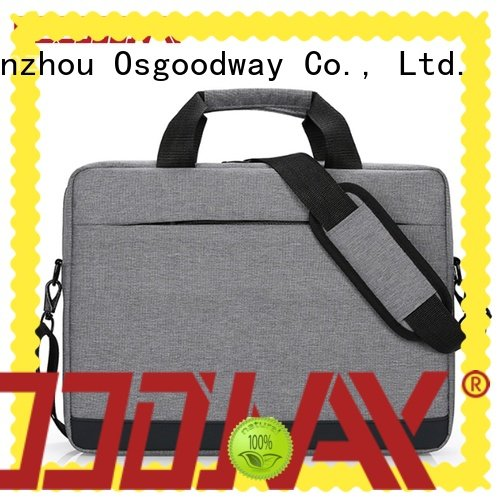 Osgoodway good quality waterproof laptop backpack directly sale for school