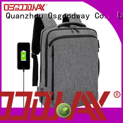 hot sale professional laptop backpack holder from China for men